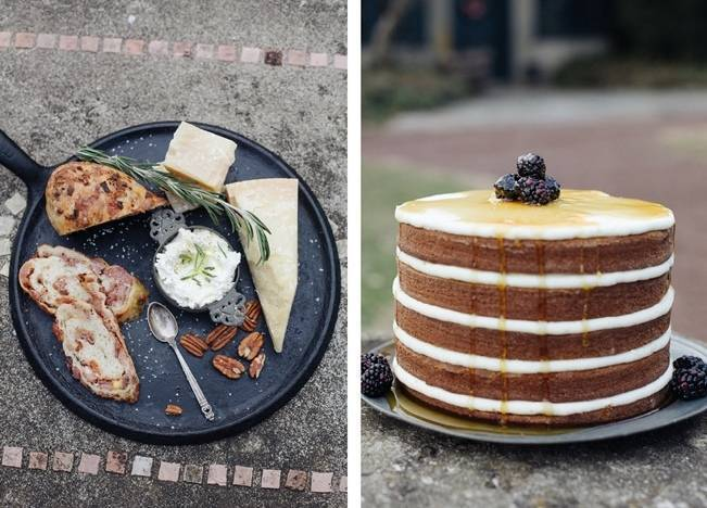 European Style Farm to Table Inspired Shoot {by Millie B Photography} 16