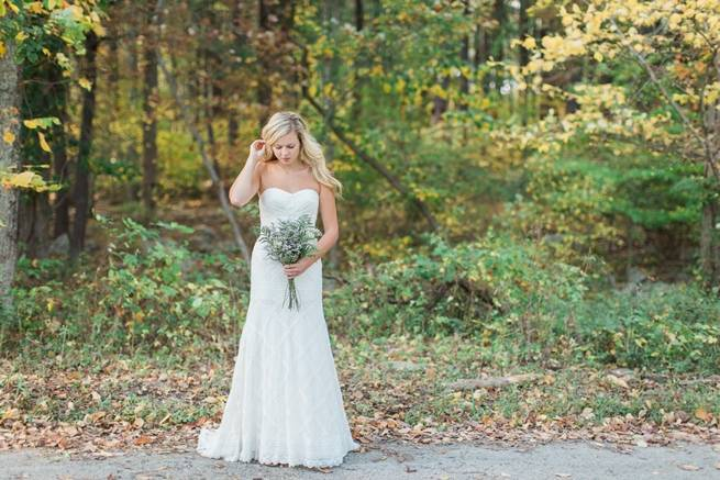 Get the Look - Natural New England Bride {Ashley Largesse Photography} 1