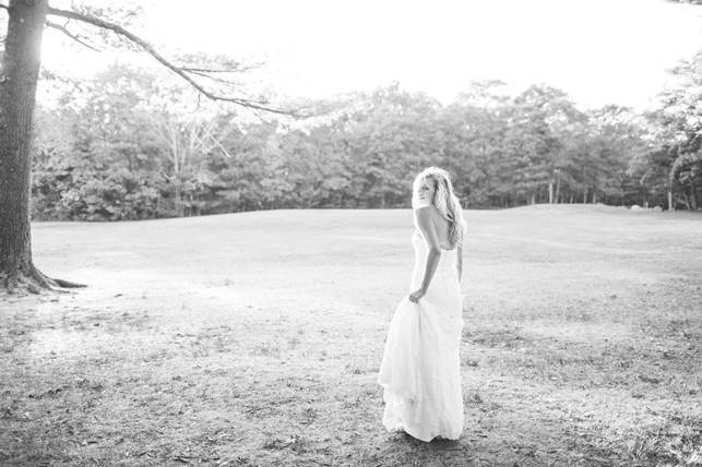 Get the Look - Natural New England Bride {Ashley Largesse Photography} 8