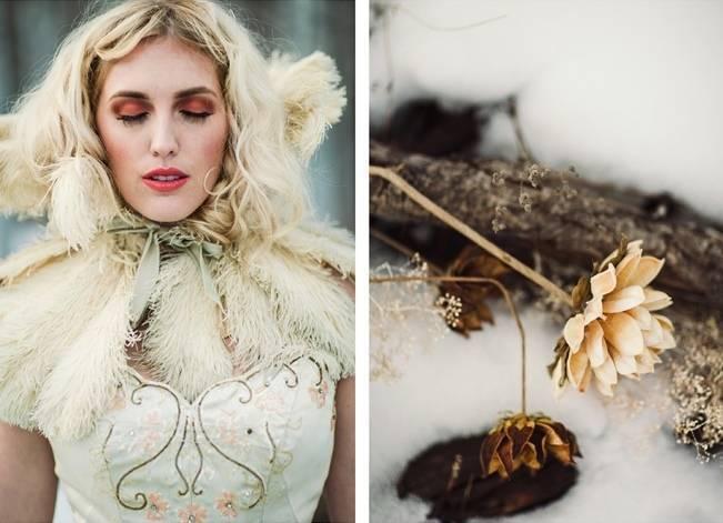 Nature Meets Vintage Bridal Inspiration – Lacy Dresses Vintage Co + Whynaught Shop 17