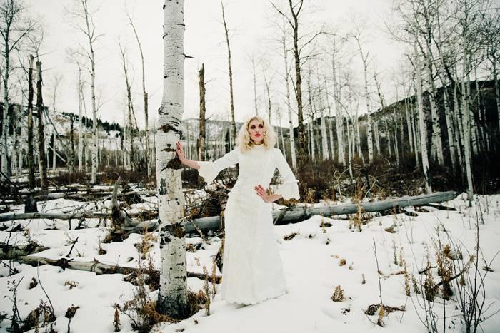 Nature Meets Vintage Bridal Inspiration – Lacy Dresses Vintage Co + Whynaught Shop 22