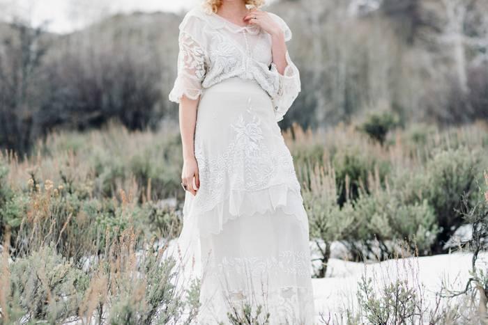 Nature Meets Vintage Bridal Inspiration – Lacy Dresses Vintage Co + Whynaught Shop 3