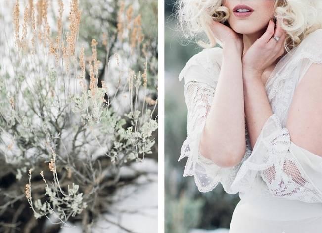 Nature Meets Vintage Bridal Inspiration – Lacy Dresses Vintage Co + Whynaught Shop 4