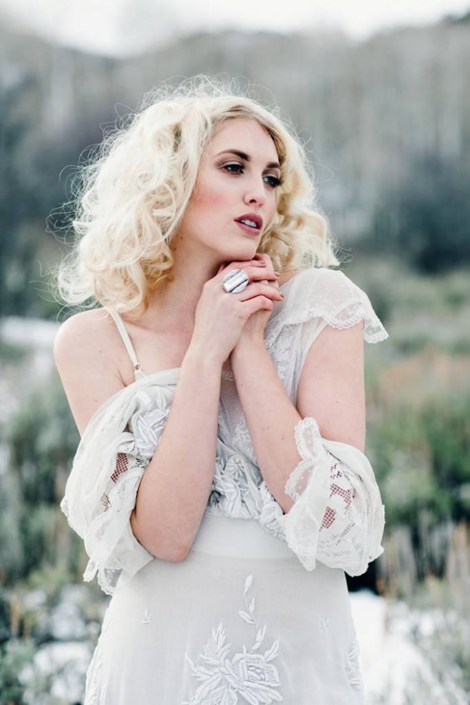Nature Meets Vintage Bridal Inspiration – Lacy Dresses Vintage Co + Whynaught Shop 5