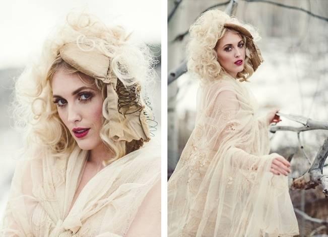 Nature Meets Vintage Bridal Inspiration – Lacy Dresses Vintage Co + Whynaught Shop 7
