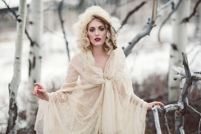 Nature Meets Vintage Bridal Inspiration – Lacy Dresses Vintage Co + Whynaught Shop 8