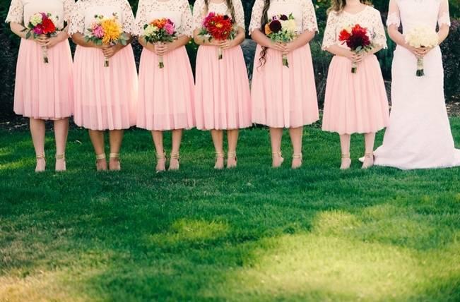 Pink Garden Wedding in Walla Walla {Wilton Photography} 11