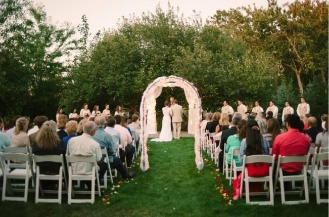 Pink Garden Wedding in Walla Walla {Wilton Photography} 13