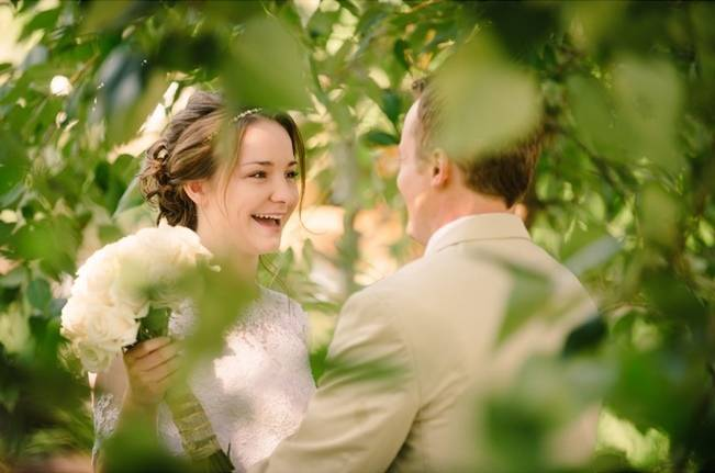 Pink Garden Wedding in Walla Walla {Wilton Photography} 5