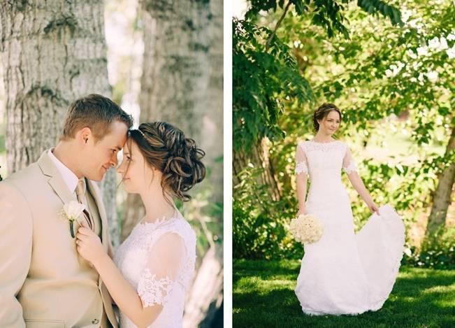Pink Garden Wedding in Walla Walla {Wilton Photography} 8