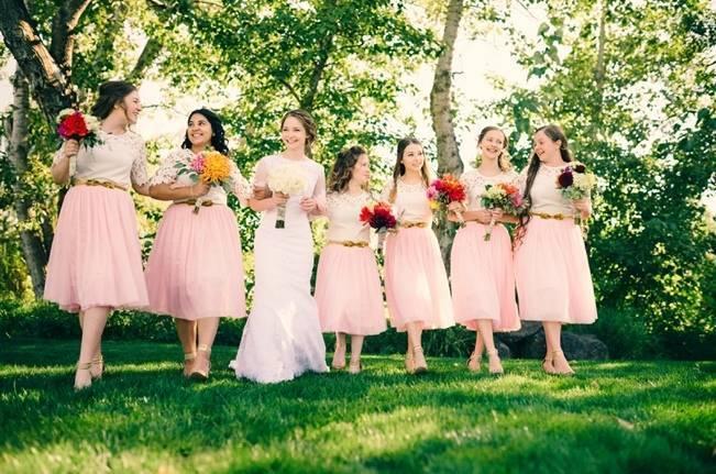Pink Garden Wedding in Walla Walla {Wilton Photography} 9
