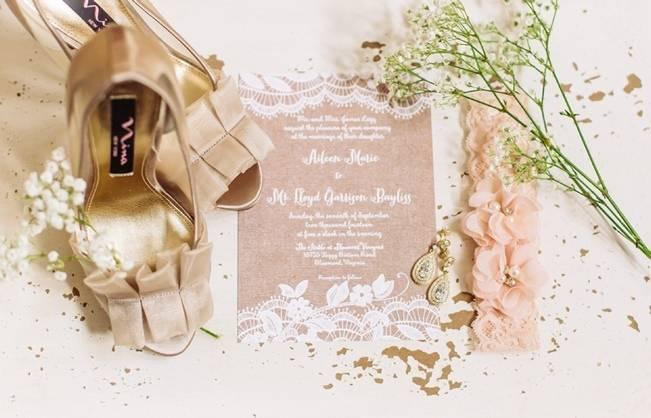 Southern Vineyard Wedding {Hay Alexandra Photography} 1