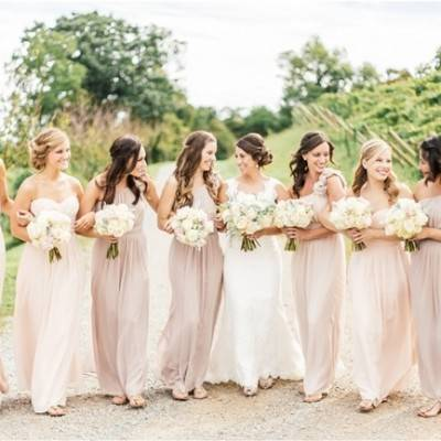 Southern Vineyard Wedding {Hay Alexandra Photography}