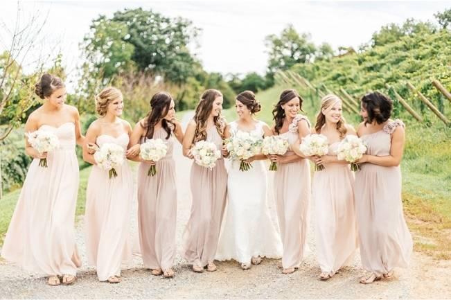 Southern Vineyard Wedding {Hay Alexandra Photography} 10