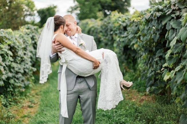 Southern Vineyard Wedding {Hay Alexandra Photography} 17