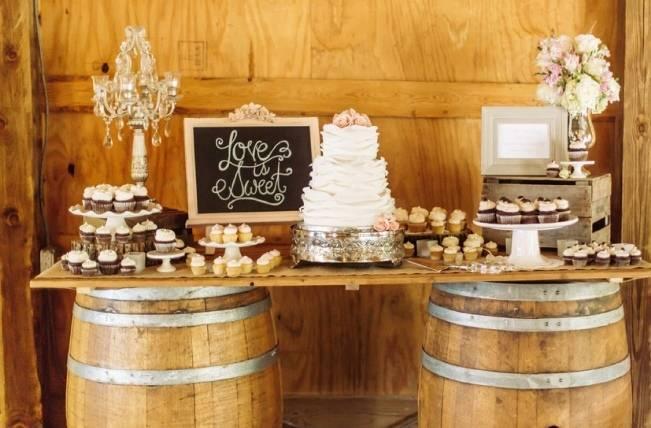 Southern Vineyard Wedding {Hay Alexandra Photography} 22
