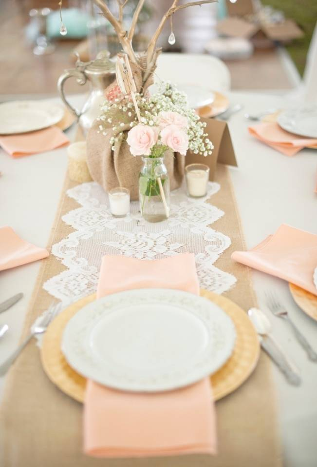 Southern Vintage Outdoor Wedding {Casey Rose Photography} 19