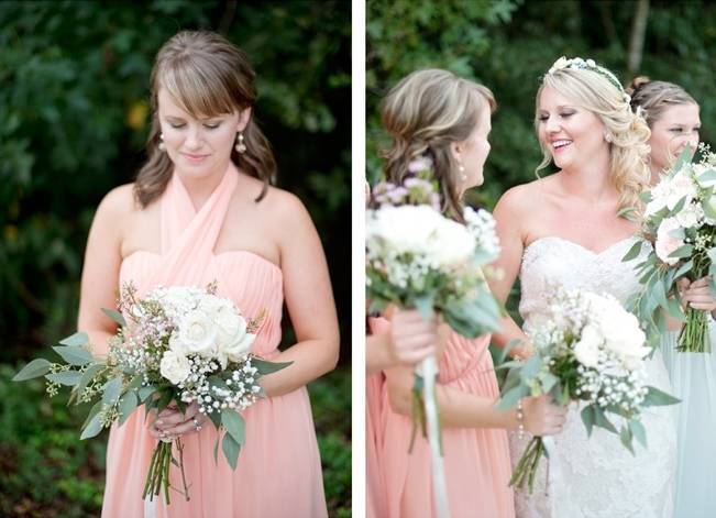 Southern Vintage Outdoor Wedding {Casey Rose Photography} 6
