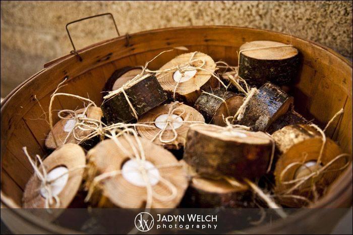 Fantastic Woodland Wedding Favor Ideas