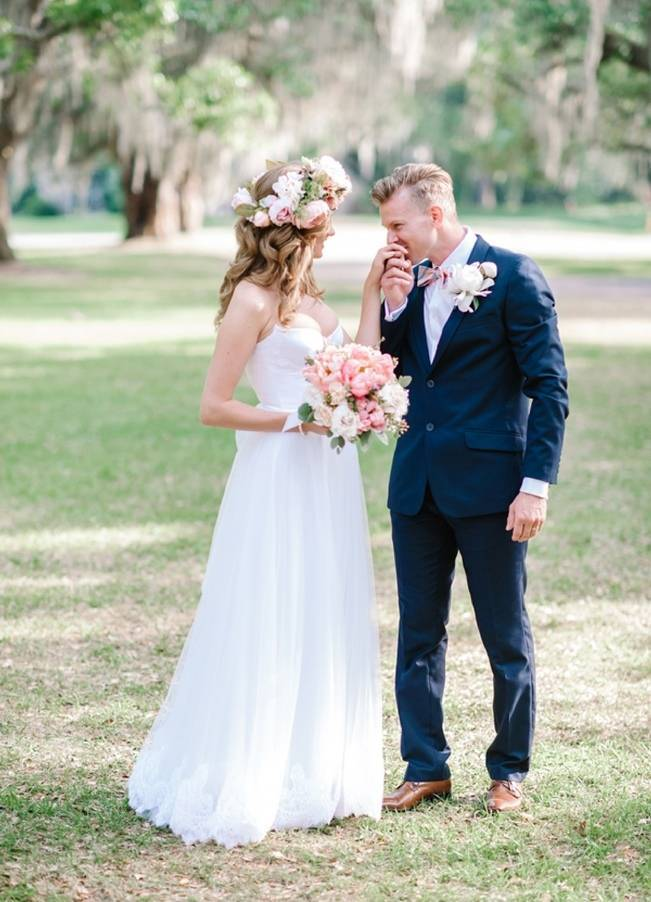Charming Southern Wedding at Litchfield Plantation {Pasha Belman Photography} 14