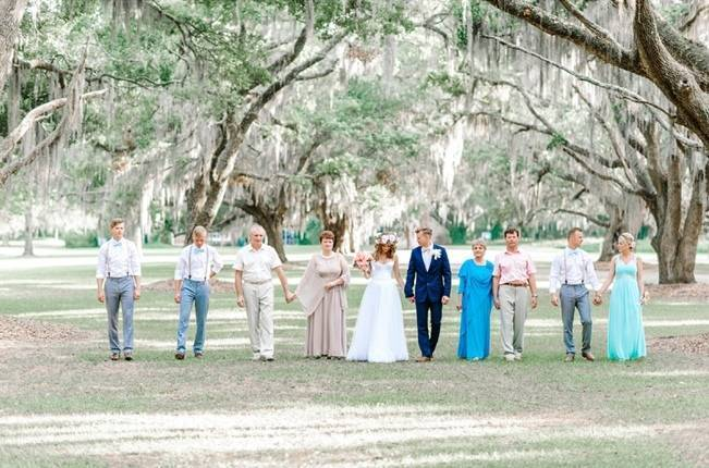 Charming Southern Wedding at Litchfield Plantation {Pasha Belman Photography} 17