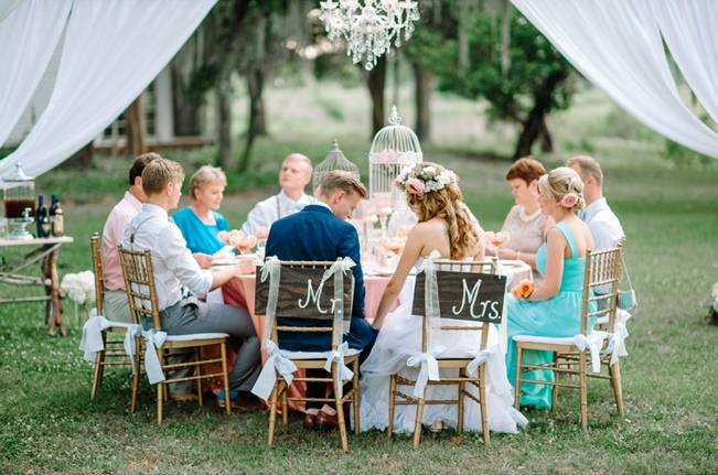 Charming Southern Wedding at Litchfield Plantation {Pasha Belman Photography} 22