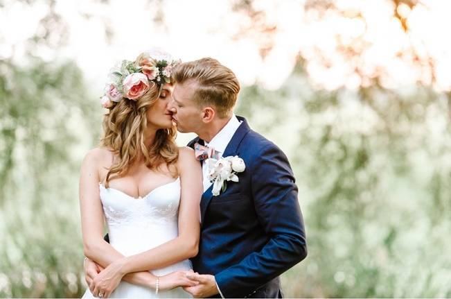 Charming Southern Wedding at Litchfield Plantation {Pasha Belman Photography} 24