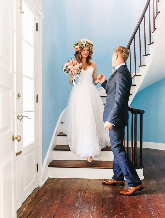 Charming Southern Wedding at Litchfield Plantation {Pasha Belman Photography} 6