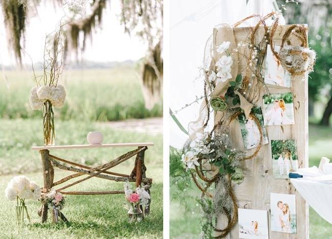 Charming Southern Wedding at Litchfield Plantation {Pasha Belman Photography} 9