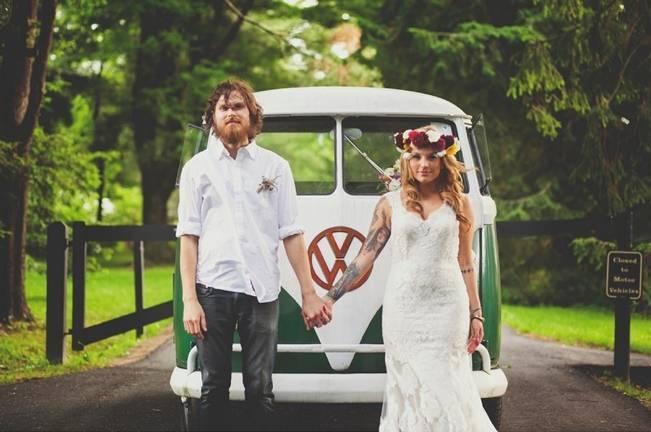 Free-Spirited Bohemian Wedding Styled Shoot {Corey Lynn Tucker Photography} 1