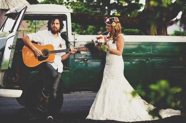 Free-Spirited Bohemian Wedding Styled Shoot {Corey Lynn Tucker Photography} 10