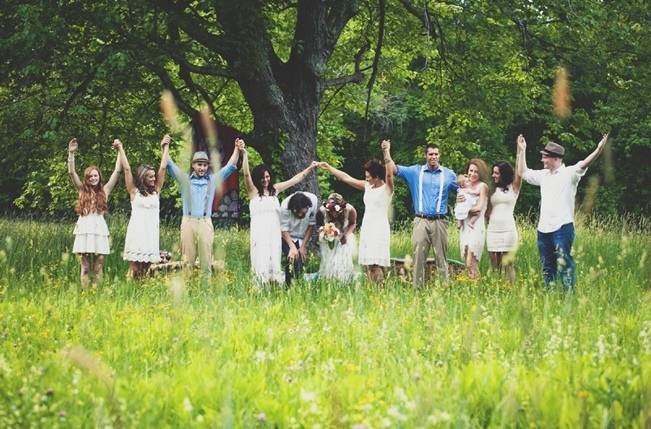 Free-Spirited Bohemian Wedding Styled Shoot {Corey Lynn Tucker Photography} 12