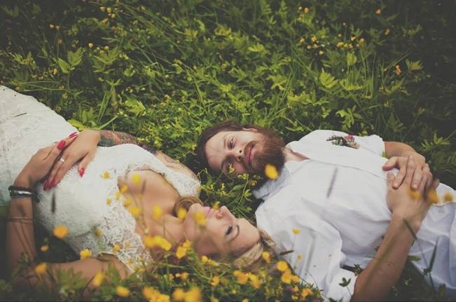 Free-Spirited Bohemian Wedding Styled Shoot {Corey Lynn Tucker Photography} 14