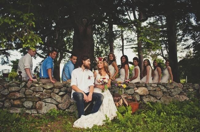 Free-Spirited Bohemian Wedding Styled Shoot {Corey Lynn Tucker Photography} 15