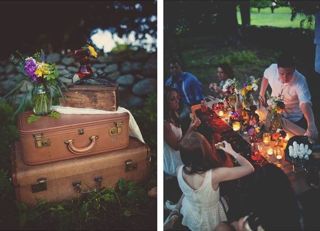Free-Spirited Bohemian Wedding Styled Shoot {Corey Lynn Tucker Photography} 16