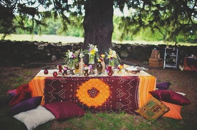 Free-Spirited Bohemian Wedding Styled Shoot {Corey Lynn Tucker Photography} 17