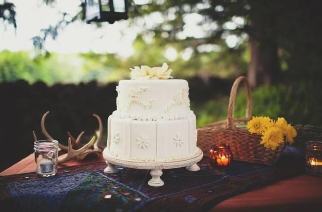 Free-Spirited Bohemian Wedding Styled Shoot {Corey Lynn Tucker Photography} 18