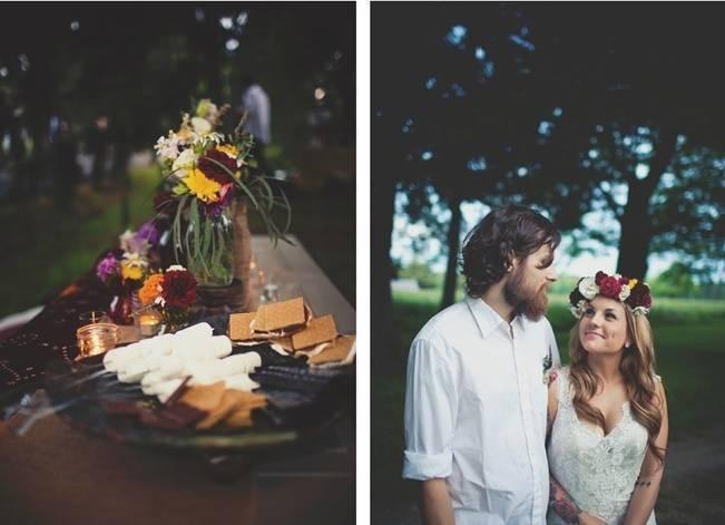 Free-Spirited Bohemian Wedding Styled Shoot {Corey Lynn Tucker Photography} 19
