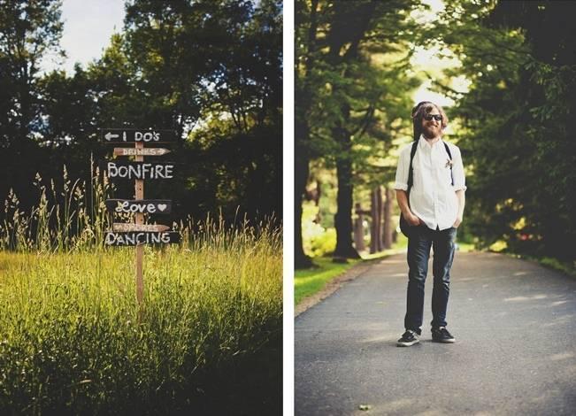 Free-Spirited Bohemian Wedding Styled Shoot {Corey Lynn Tucker Photography} 2