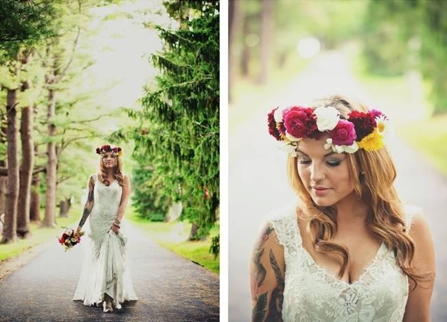 Free-Spirited Bohemian Wedding Styled Shoot {Corey Lynn Tucker Photography} 4
