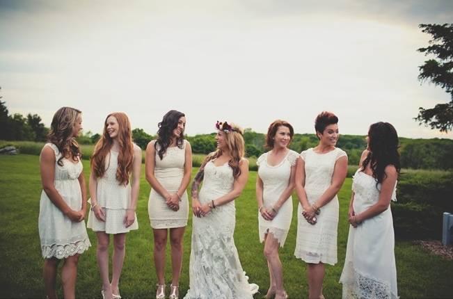 Free-Spirited Bohemian Wedding Styled Shoot {Corey Lynn Tucker Photography} 5