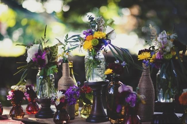 Free-Spirited Bohemian Wedding Styled Shoot {Corey Lynn Tucker Photography} 6