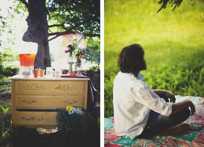 Free-Spirited Bohemian Wedding Styled Shoot {Corey Lynn Tucker Photography} 7
