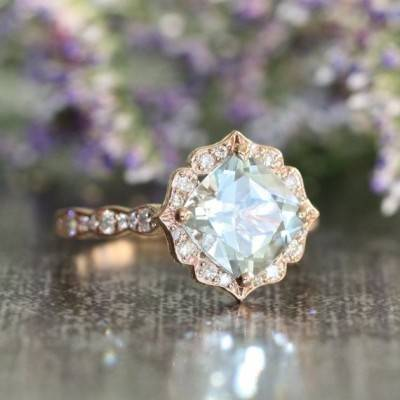 Wedding Color Palette: Aquamarine