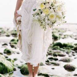 Natural + Elegant Nautical Shoot in Santa Barbara {Jose Villa} 8