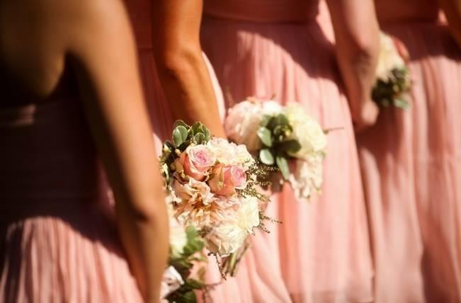 Pink and Ivory Vineyard Mountain Wedding {Pepper Nix Photography} 14