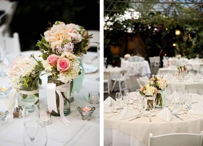 Pink and Ivory Vineyard Mountain Wedding {Pepper Nix Photography} 19