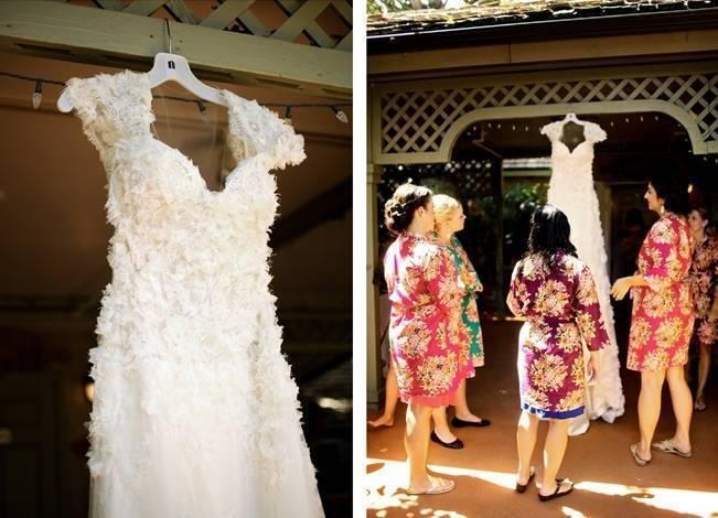 Pink and Ivory Vineyard Mountain Wedding {Pepper Nix Photography} 2