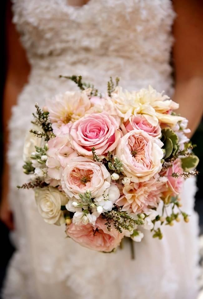 Pink and Ivory Vineyard Mountain Wedding {Pepper Nix Photography} 5