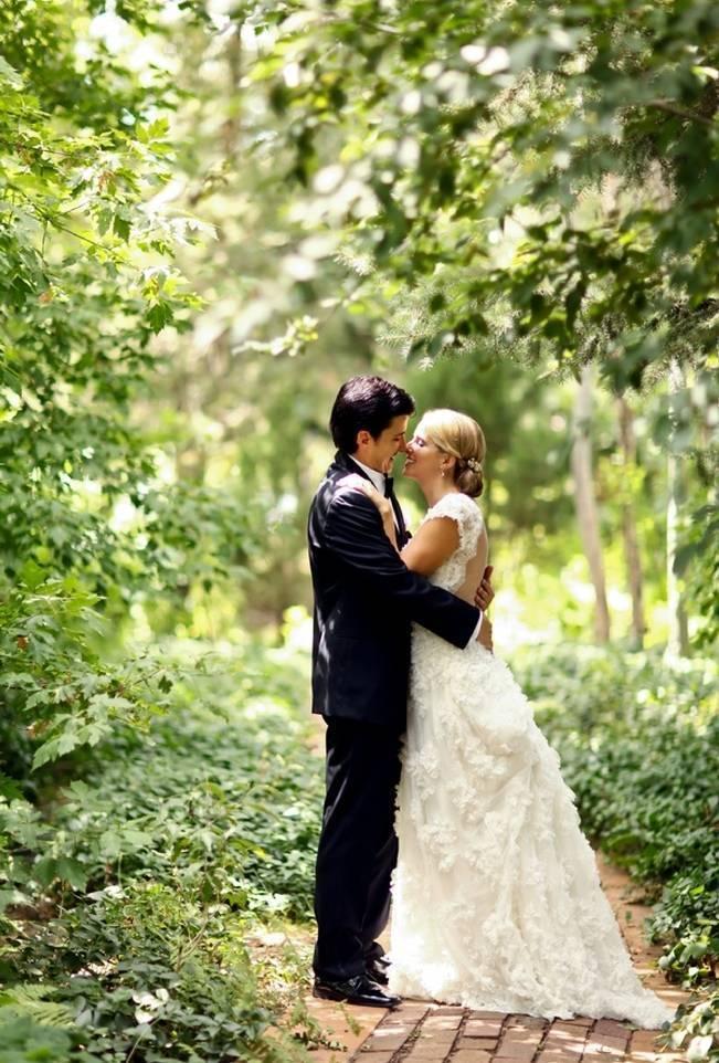 Pink and Ivory Vineyard Mountain Wedding {Pepper Nix Photography} 8